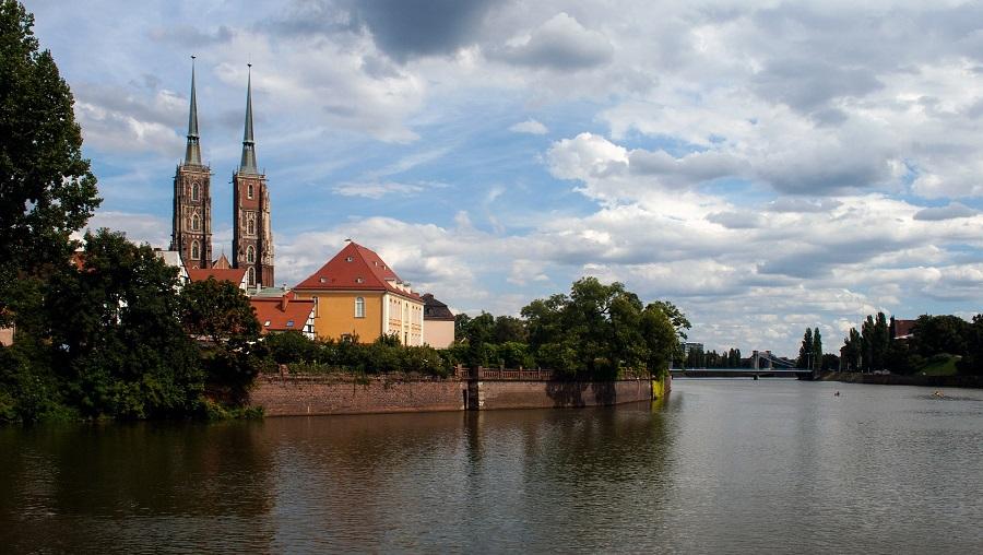 Polsko Wroclaw