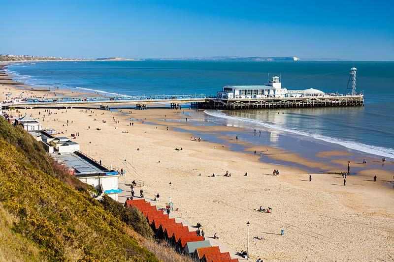 Bournemouth, Anglie