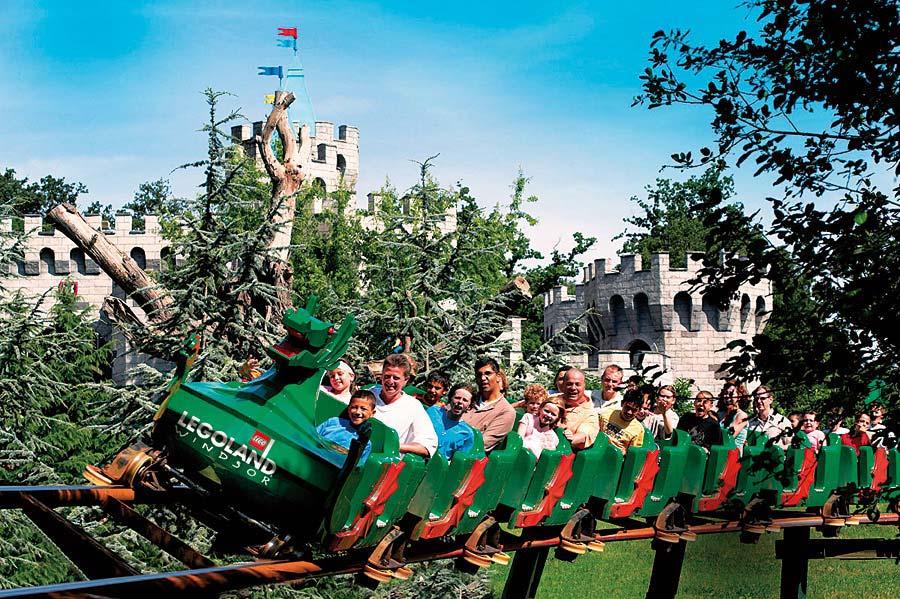 Londýn, Windsor, Legoland
