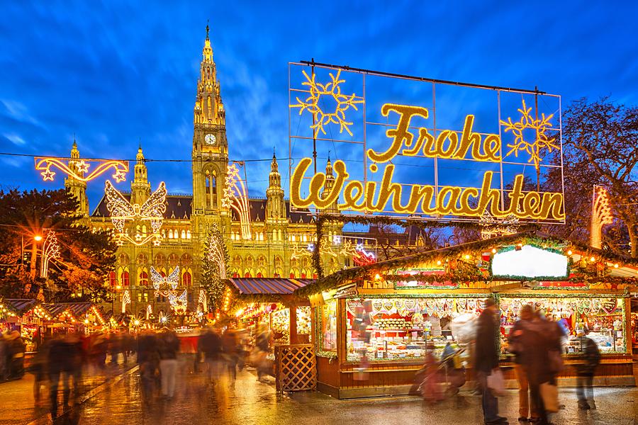 Rakousko Viden, advent - shutterstock_161744594.jpg