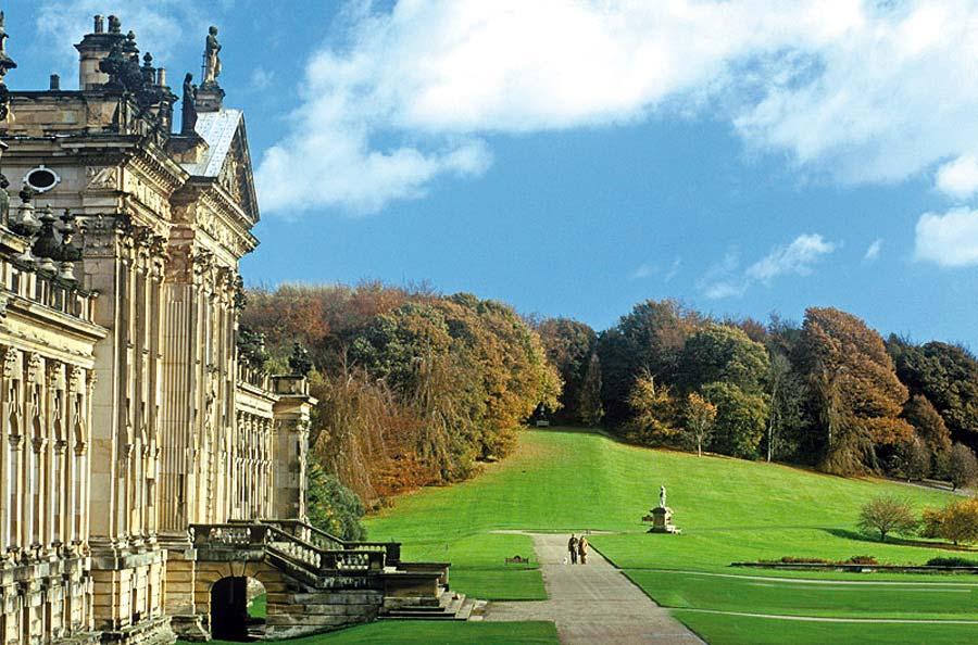 Castle Howard, Anglie