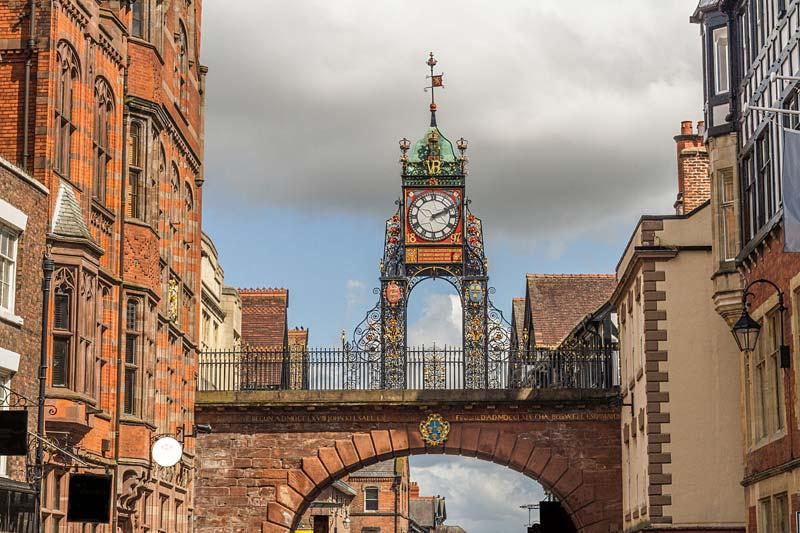 Jazykový kurz v Chesteru