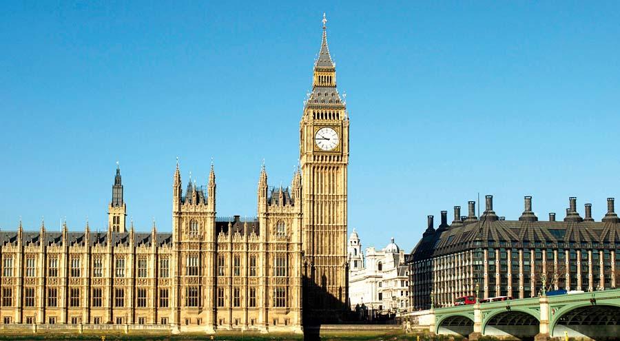 Big Ben, Londýn, Anglie
