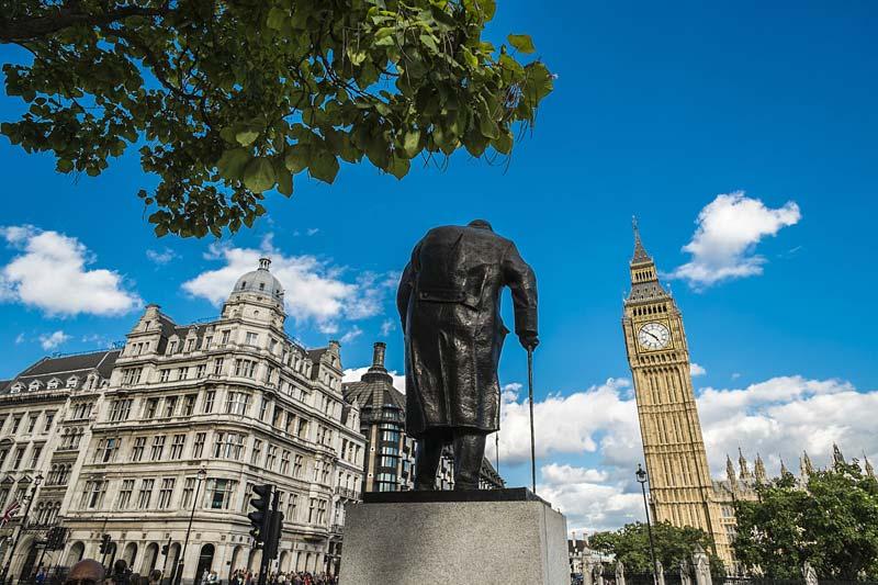 Po stopách Winstona Churchilla