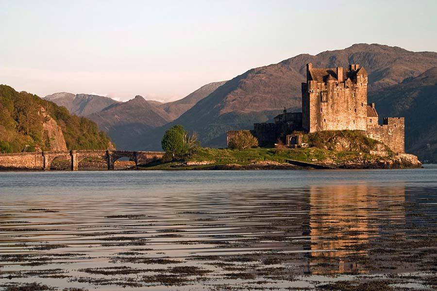 Skotsko s výletem na Skye