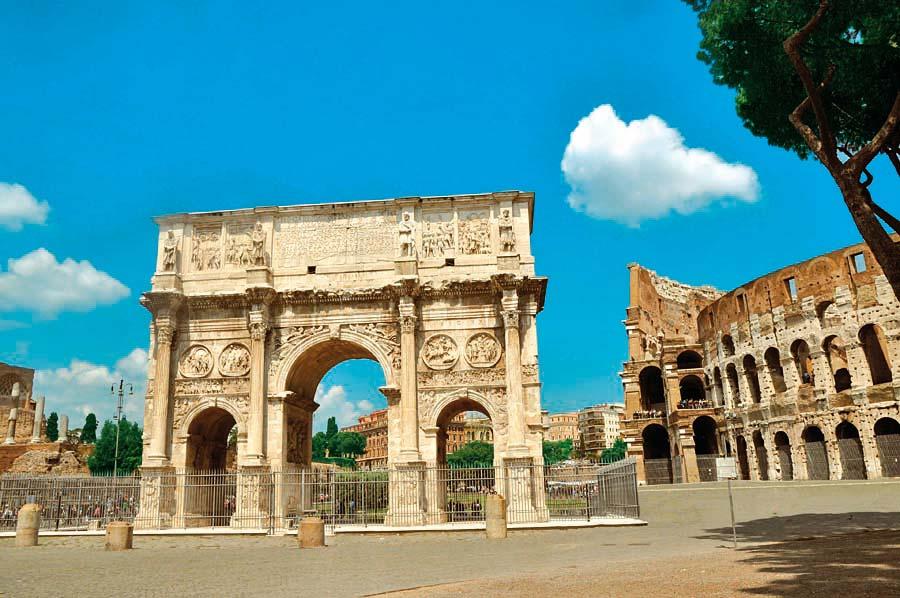 Itálie do provincií, z nichž se nyní rekrutovaly římské elity.