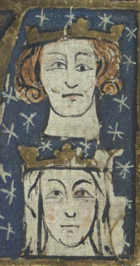 Edward I. a Eleanora Kastilská