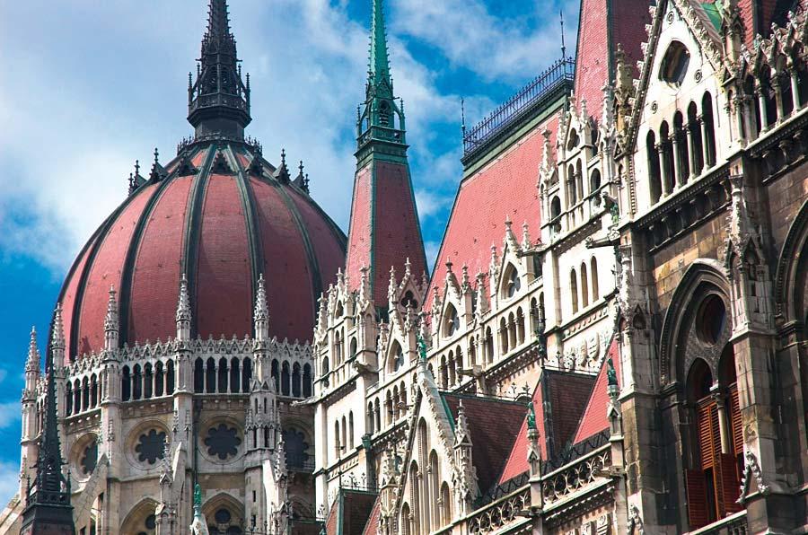 Školní zájezdy - Maďarsko