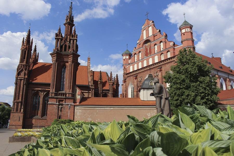 Školní zájezdy - Litva