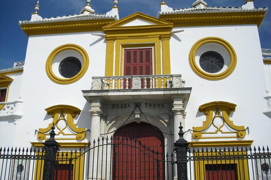 La Maestranza, Sevilla, Španělsko