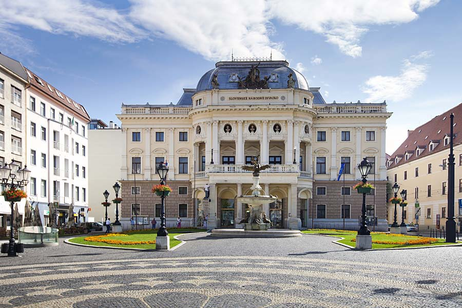 Národní divadlo, Bratislava, Slovensko