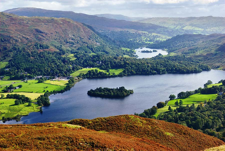 Lake District, Anglie