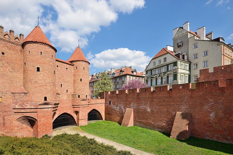 Varšava, Lodž