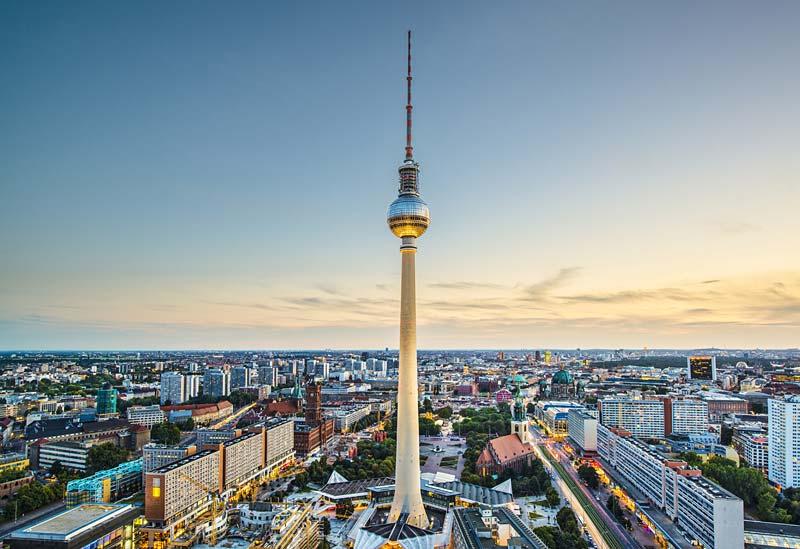 Berlín pro střední školy