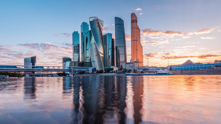 Rusko Moskva, Moskva City - Pixabay 3550477_1920.jpg