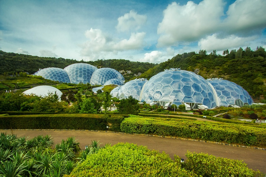 Anglie Eden Project