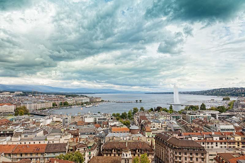 Ženeva, Švýcarsko