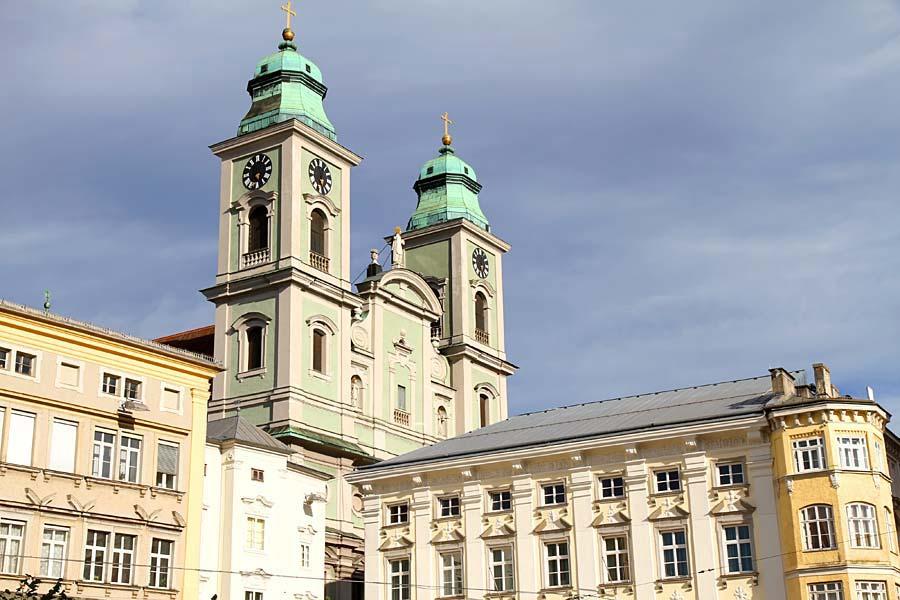 Alter Dom, Linz, Rakousko