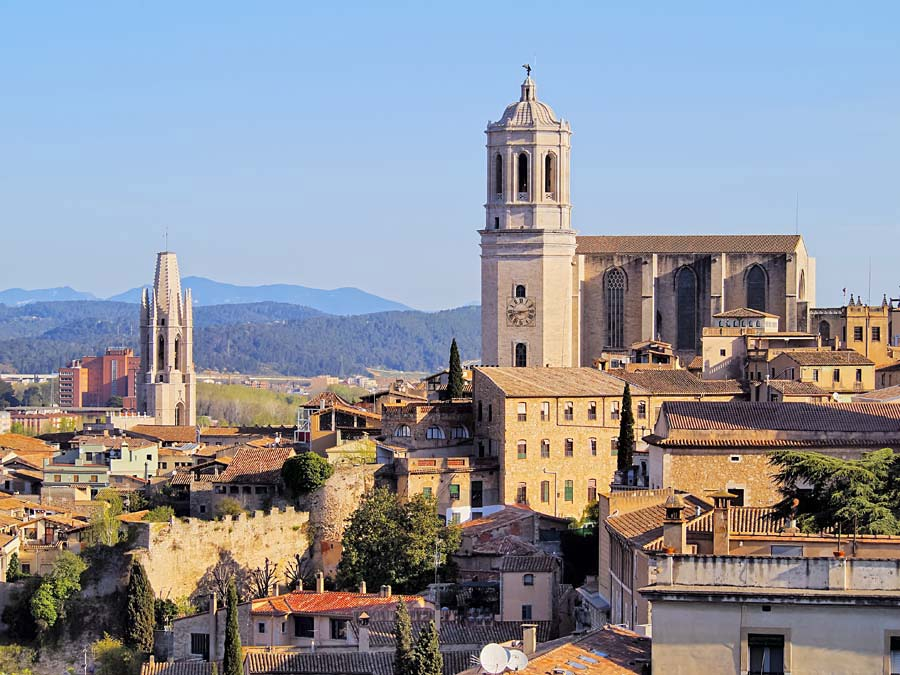 Girona, Španělsko