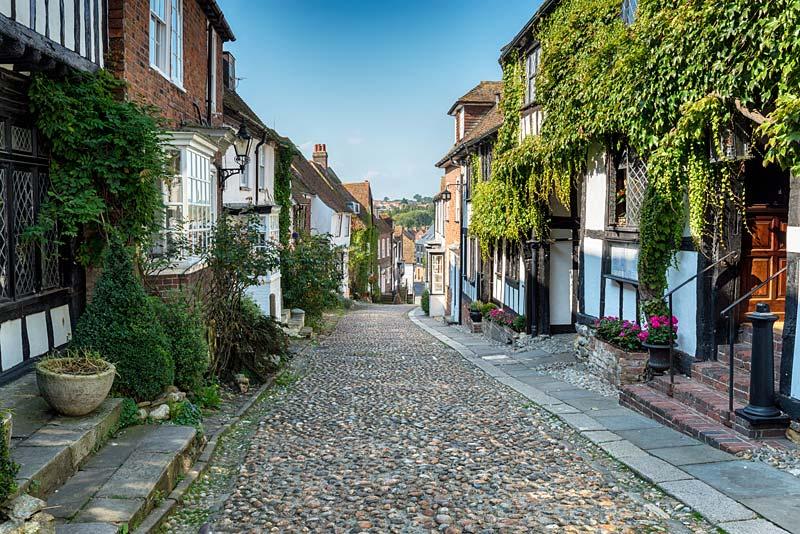 Rye, Anglie