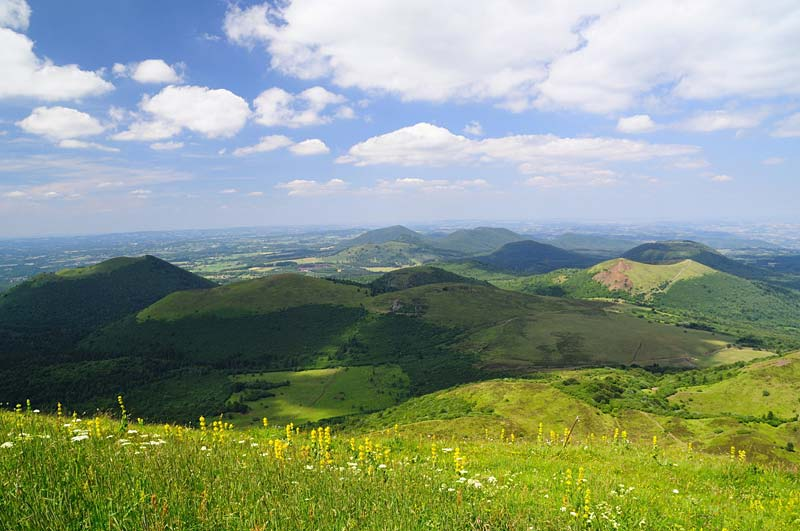 Auvergne, Francie