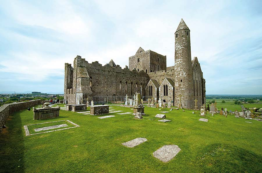 Rock of Cashel, Irsko