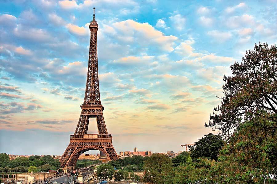 Paříž - královna na Seině