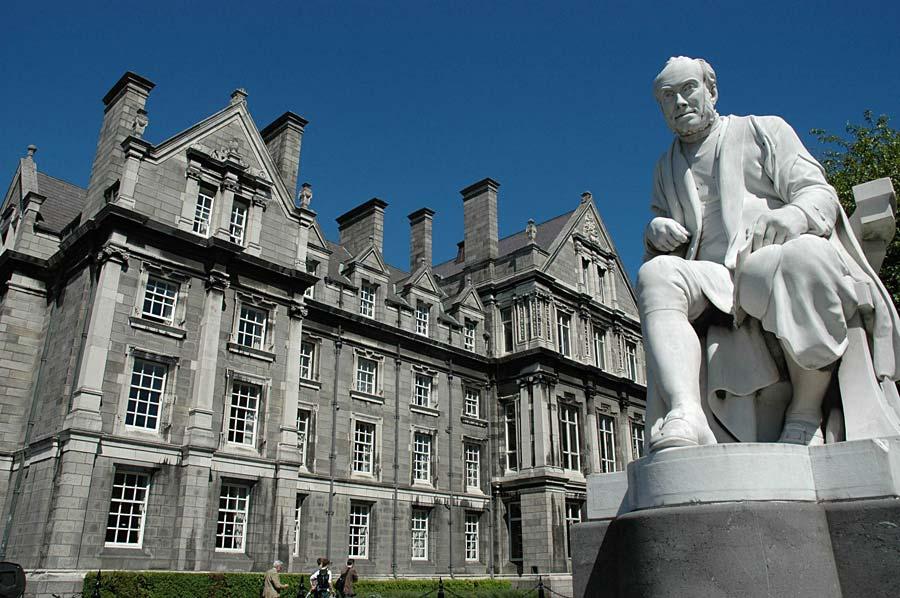Trinity College, Dublin, Irsko