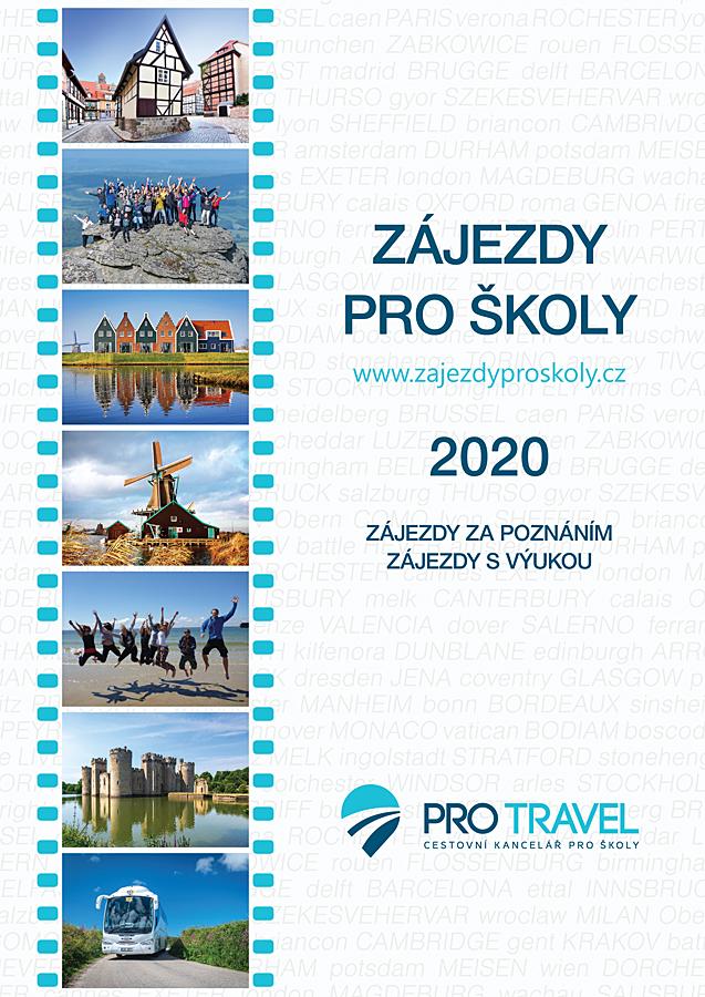 katalog PRO TRAVEL 2020