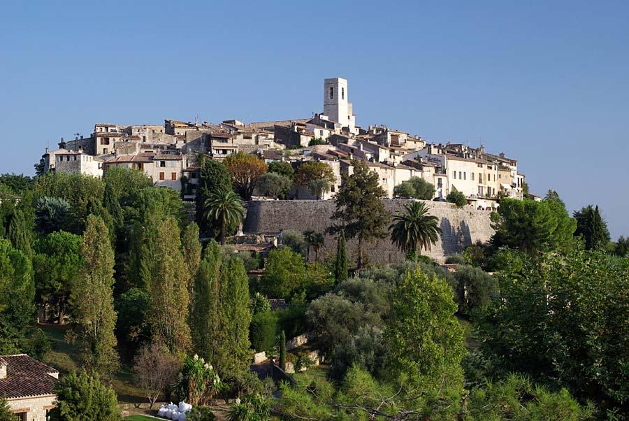 St Paul de Vence, Francie