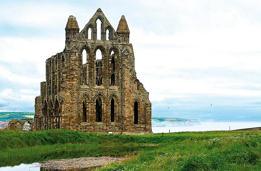 Whitby Abbey, Anglie