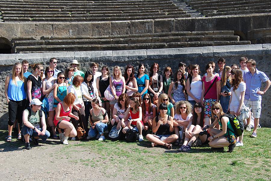 11 Itálie, Řím