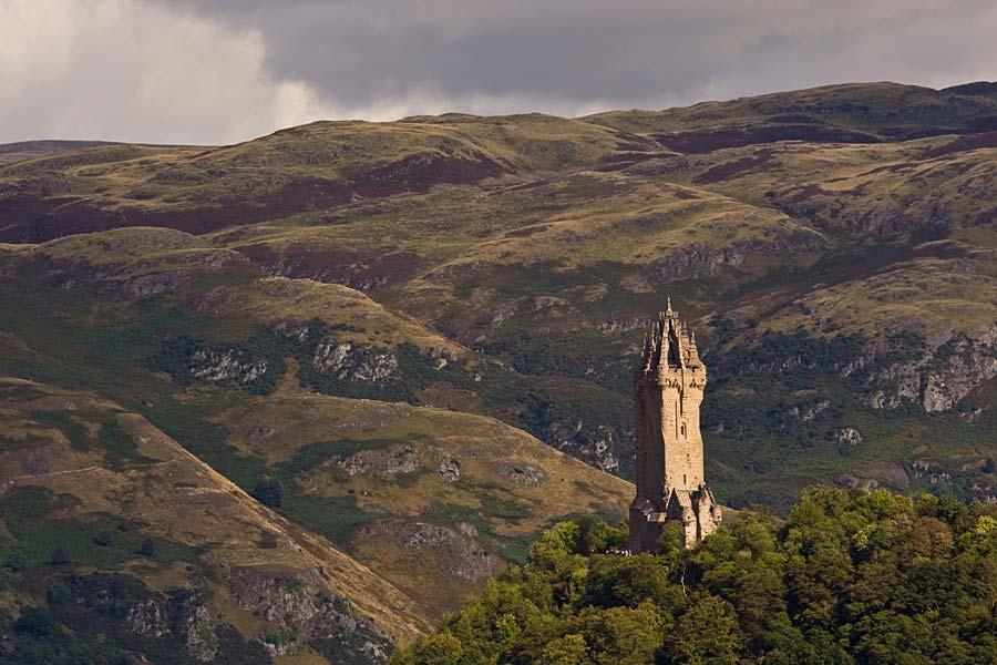 Wallace Monument, Skotsko