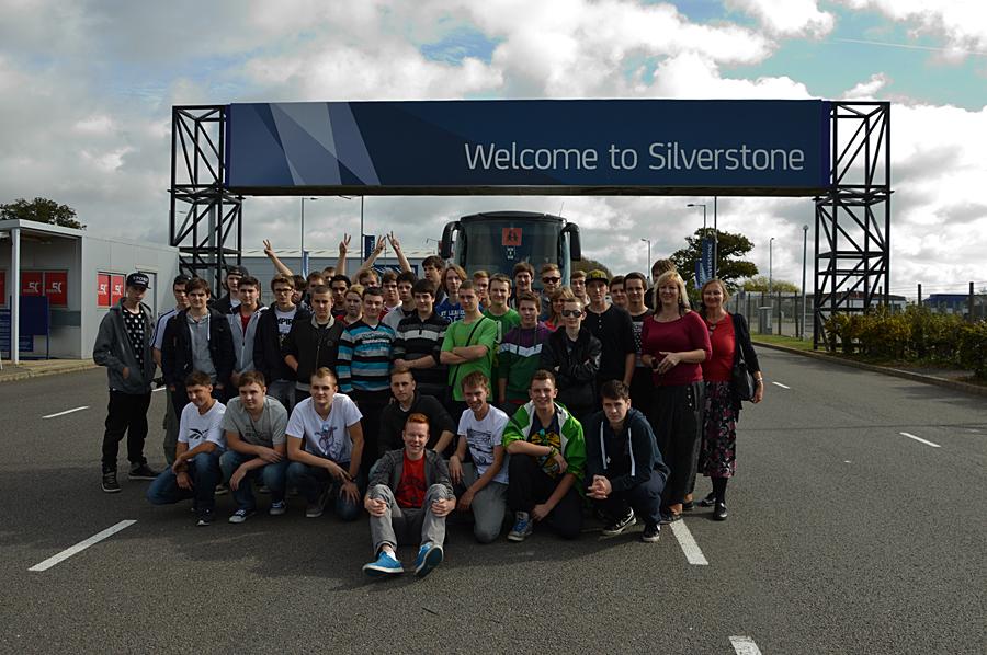 14-283- SPŠ Prosek, Silverstone