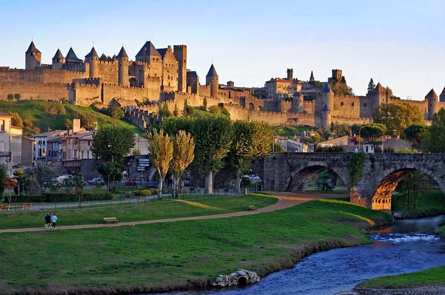 Carcassonne, Francie